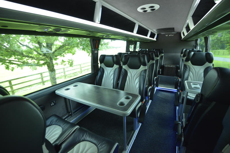 Executive Bus and Coach Hire
